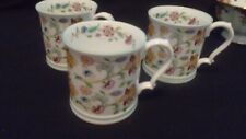 SET OF 3  Very Attractive Tankards in A Haddon Hall Design