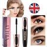 4D Silk Fibre Mascara Waterproof Eyelashes Lash Long Lasting Extension Make Up