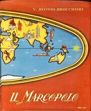 IL MARCOPOLO - V. BEONIO, BROCCHIERI - MARTELLO, 1952