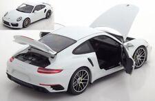 Porsche Turbo S 911 991 Gen. II weiss  2016 Minichamps 1:18 limited