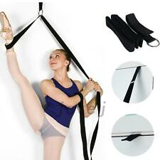 Ballet Stretch Bands Yoga Resistance band Foot Loop Dance Gym Training Equipment