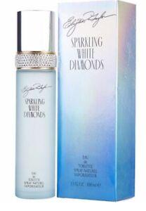 Sparkling White Diamonds by Elizabeth Taylor 100ml EDT Authentic Perfume Women