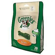 GREENIES - Original Dental Chews for Dogs Petite - 170g & 340G