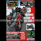 MOTO REVUE N°3436 SUZUKI 1200 BANDIT GSXR 750 DUCATI 996 SPS YAMAHA YZF R1 2000