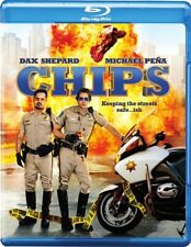 CHIPS New Sealed Blu-ray 2017 Film