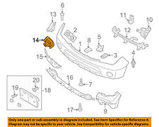NISSAN OEM 09-18 Frontier-Bumper Cover 62256EA000