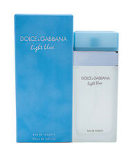 Light Blue by Dolce & Gabbana D&G 3.3 / 3.4 oz EDT Perfume for Women New In Box
