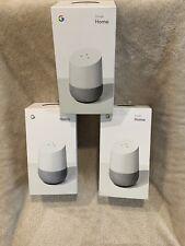 3!! Google Home Smart Assistant - White Slate (US)