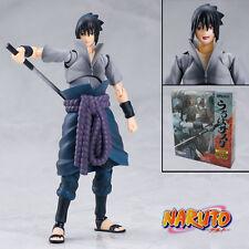 Naruto Sasuke Uchiha PVC Action Figure figures dolls toy with box coplay
