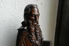 Antike Holzgeschnitzte Heiligenfigur  um 1900