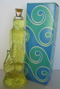 Vintage Avon Skin So Soft SEA MAIDEN Bath Oil FULL 6 fl.oz. with Original Box