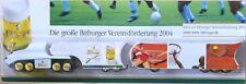 Bitburger Colani Future Roadtrain-HZ XXL VEREINSFÖRDERUNG 2004 (OVP) NEU