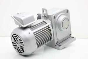 Mitsubishi GM-SHY-RL 10:1 Right Angle Gear Motor 180 RPM