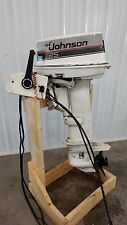 Johnson 25 HP LS Remote Outboard Motor Boat Engine 15 18 20 28 30 Electric Star