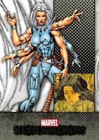 SPIRAL / Marvel Beginnings Series 1 BASE Trading Card #144