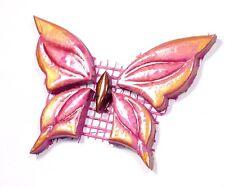 Mosaiksteine-SCHMETTERLING-Farbe:pink-gold - Variante: 8 - handmade