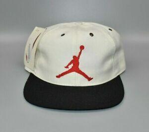 Vintage Nike Air Jordan Michael Jordan #45 Nike Swoosh Snapback Cap Hat - NWT