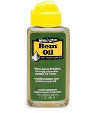 Remington Gun Oil Guncare Rifle Pistol Cleaning Lubricating Oil 1 Oz Bottle NEW