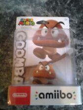 Amiibo Goomba Super Mario Series New Nintendo