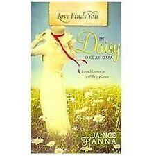 Love Finds You In Daisy, Oklahoma, Hanna, Janice, Good Book