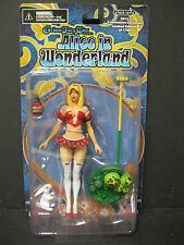 """GRIMM FAIRY TALES  ALICE LIDDLE 2012 CONVENTION EXCLUSIVE RED VARIANT 6"""" FIGURE"""
