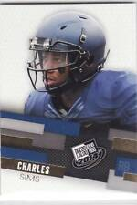 Charles Sims - Rookie Card Press Pass 2014 GOLD FOIL Parallel - West Virginia