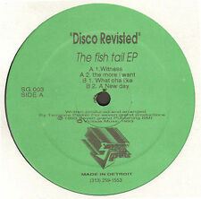 DISCO REVISITED (TERRENCE PARKER) - Los Peces Cola EP - Serious Grooves -SG 003