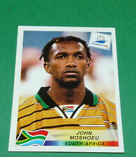 N°185 MOSHOEU SOUTH AFRICA AFS PANINI FOOTBALL FRANCE 98 1998 COUPE MONDE WM
