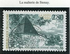TIMBRE FRANCE OBLITERE N° 2954 LA MALTERIE DE STENAY / Photo non contractuelle