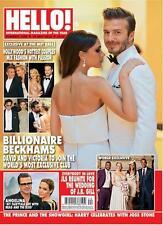 HELLO,Victoria Beckham,Met Ball,J.B Gill JLS,Prince Harry,Ronan Keating,Rita Ora