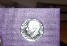 1988 S Proof Roosevelt Dime 10 Cents #JOE