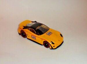 HOT WHEELS Loose SPEED MACHINES Ferrari 599XX (Yellow)
