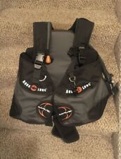 Aqualung Wave Scuba BCD Orange L Great Condition, Barely Used