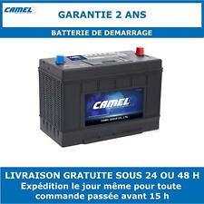 Batterie de Démarrage Camel 31A-1000 110Ah 1000CCA Garantie 2 Ans