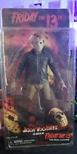NECA Friday the 13th The Final Chapter Jason Voorhees Figure - Brand New