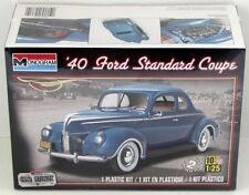 Revell Monogram 1940 FORD STANDARD COUPE plastic model kit 1/25