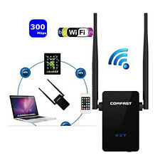 300Mbps Dual Band 2.4 / 5.8G Wireless Repeater 802.11AC Router WiFi Extender ;WR
