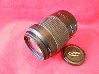 Canon Objektiv Lens Ultrasonic EF 55-200mm 1:4,5-5.6 USM