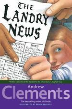The Landry News by Andrew Clements (2000, Paperback)