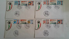 BUSTE FDC ITALIA'90 firenze stadio comunale