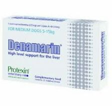 Protexin Denamarin Liver Supplement for Medium Dogs, 225mg x 30