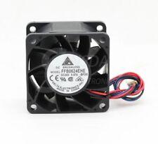Original Delta FFB0624EHE 6038 60mm 6cm DC 24V 0.57A axial case cooling fan