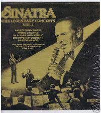 LP FRANK SINATRA LEGENDARY CONCERTS VOL 1 (RETROSPECT 505)