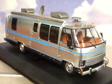 IXO 1/43 1981 AIRSTREAM EXCELLA 280 TURBO CAMPER VAN/RV/MOTORHOME SILVER CAC003