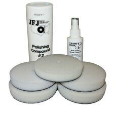 More details for jfj easy pro supply pack - 5 pads / white solution / anti-static spray