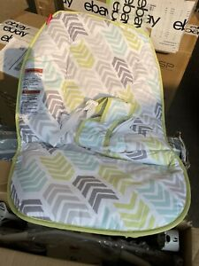 Fisher Price Baby's Bouncer Dtg94  Green/Blue/Grey