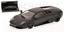 Lamborghini Murcielago 2006 matt schwarz black Linea Opaca #5 - 1:43 Minichamps