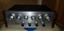 Vintage Pioneer SF-700 Stereo Electronic Crossover Network Equalizer Mint Amp