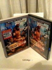 Brother Bear/Brother Bear 2;Disney)3 Disc Special Ed. DVD+Blu-ray) New+Fast Ship