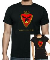 GAME Of THRONES STANNIS BARATHEON Ours Is The Fury T-Shirt up to 5XL